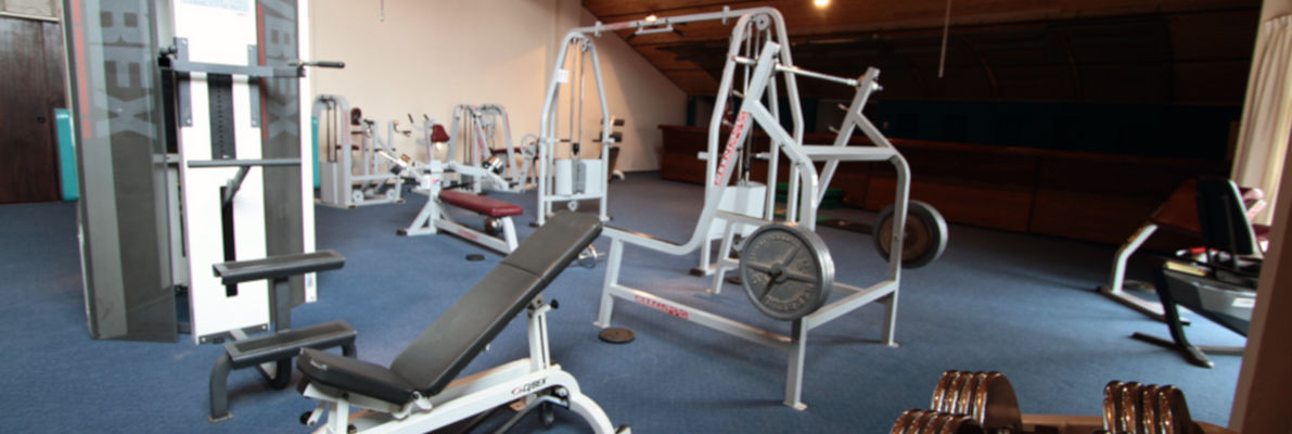 Hotel gym Pisces